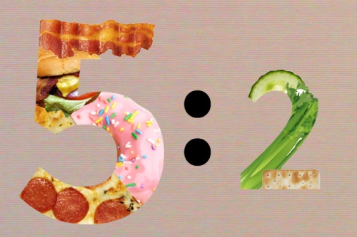 Tempted to follow the 'Fast Diet' or '5-2 Diet'?  read my thoughts!